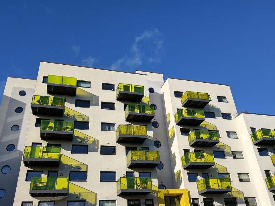 Девелоперы на 20% нарастили ввод жилья в Санкт-Петербурге