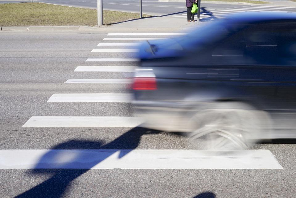 Петербуржцу, сбившему женщину на перекрёстке, дали условный срок